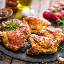 Asian Fusion Chicken