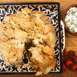 Bombay Pie Recipe