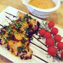 BBQ Chicken Tikka