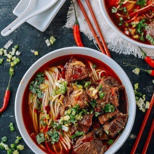 shemins beef noodle soup