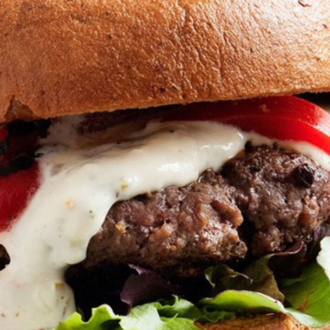 Indian Cheese Burgers