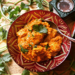 Tandoori Buter Chicken Curry