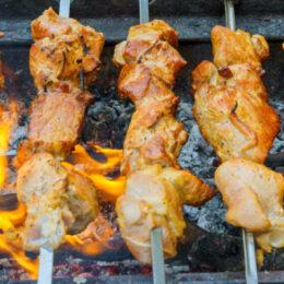 Tandoori Chicken twist