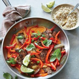 shemins thai red beef curry