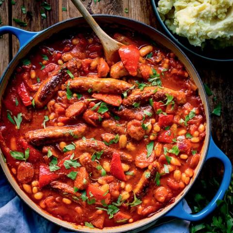 Shemin's Sausage One-Pot