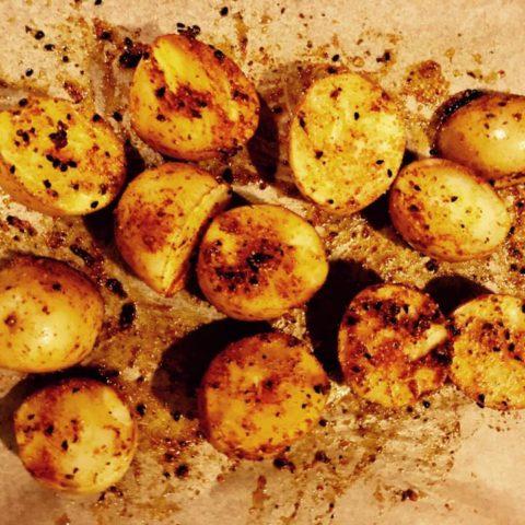 Tandoori Roast Potatoes