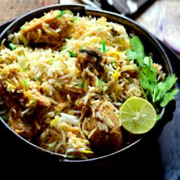 Shemin's Lucknowi Biryani