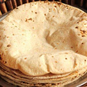 White Chapati