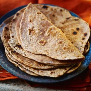 Wholemeal Chapati