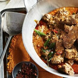 Shemin's Pork Rib Curry